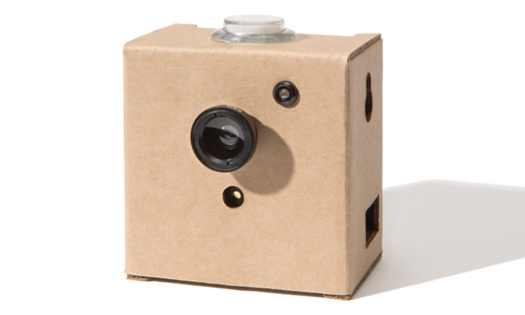 Google caters to the DIY crowd with an AI camera kit for Raspberry Pi