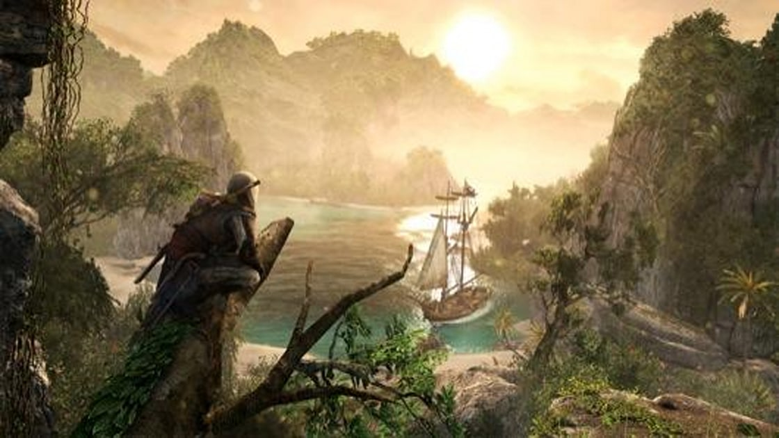 Assassin S Creed 4 Black Flag Ps4 Review Avast Conspiracy Ahead