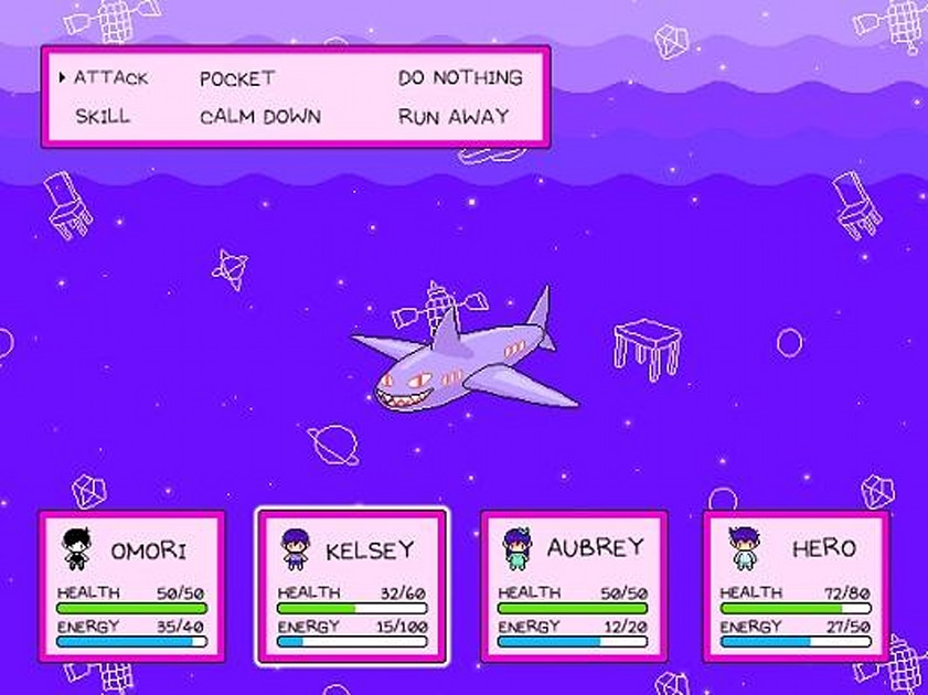 Artist Omocat S Surreal Rpg Omori Channels Its Inner Earthbound Engadget