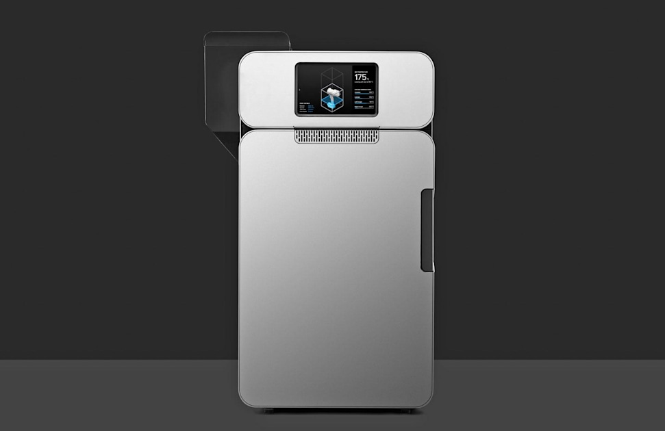 Formlabs makes high-quality, automated 3D printing more affordable