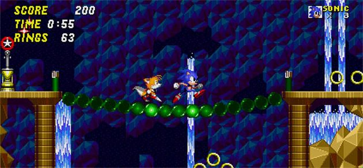 Sonic The Hedgehog 2 Hits Android And Ios With Long Lost Palace Zone Stage Engadget