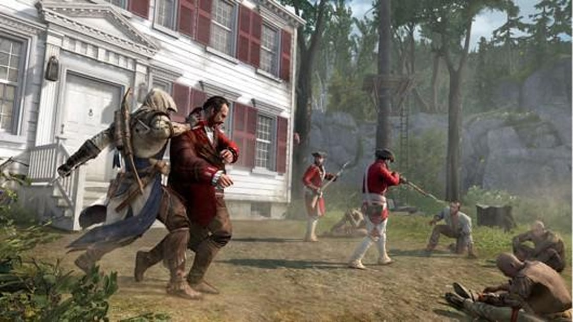Assassin S Creed 3 Patch Cuts Down Game Breaking Bugs Next Week