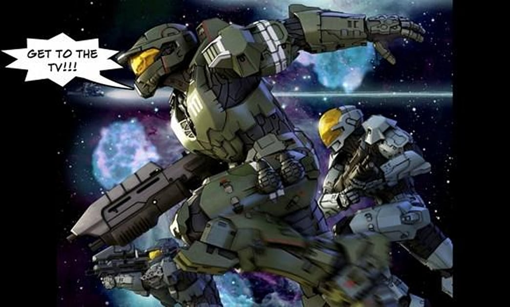 Psa Second Halo Legends Episode Free Available Today Only Engadget