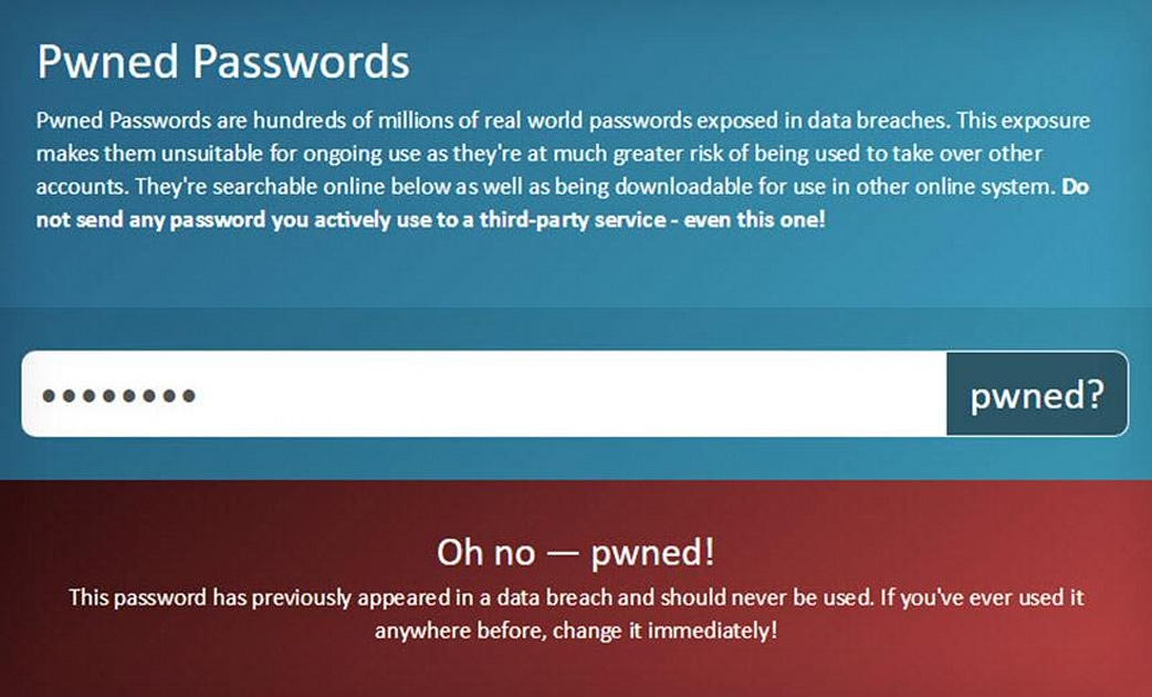 Need a new password? Don't choose one of these 306 million