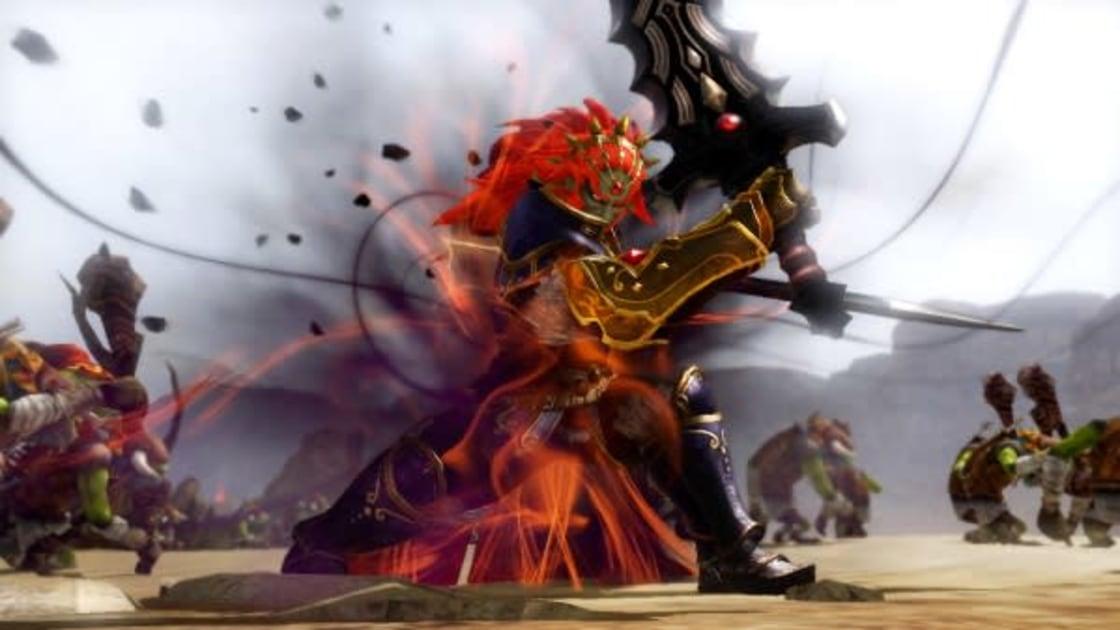 Zelda Villain Ganondorf Playable In Hyrule Warriors Engadget