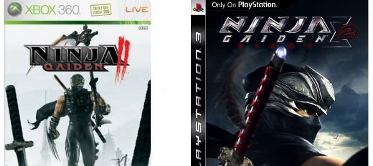 Ninja Gaiden Sigma 2 Box Art Revealed Only For Playstation Engadget