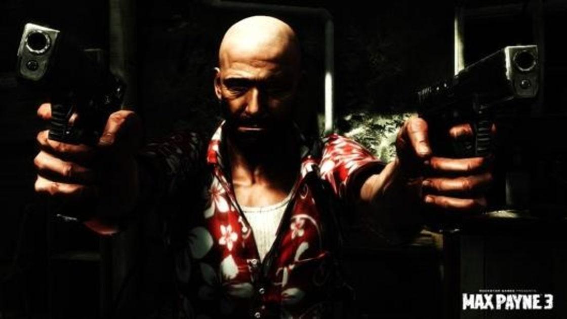 max payne 3 bald
