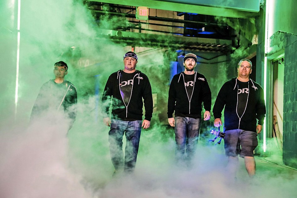 ESPN's Drone Racing League returns with faster, bigger races