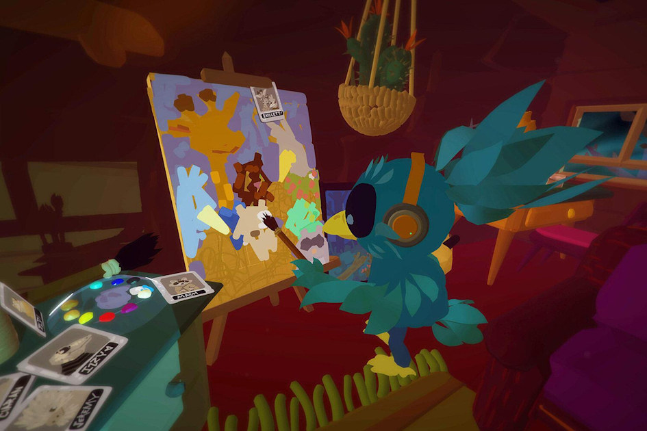 Google's 'Tilt Brush' virtual painting app comes to PlayStation VR