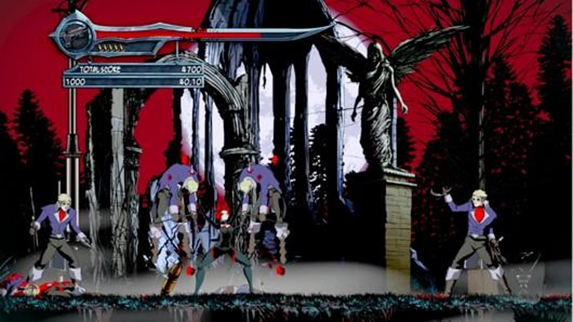 Bloodrayne Betrayal Launching In The Last Week Of August Engadget