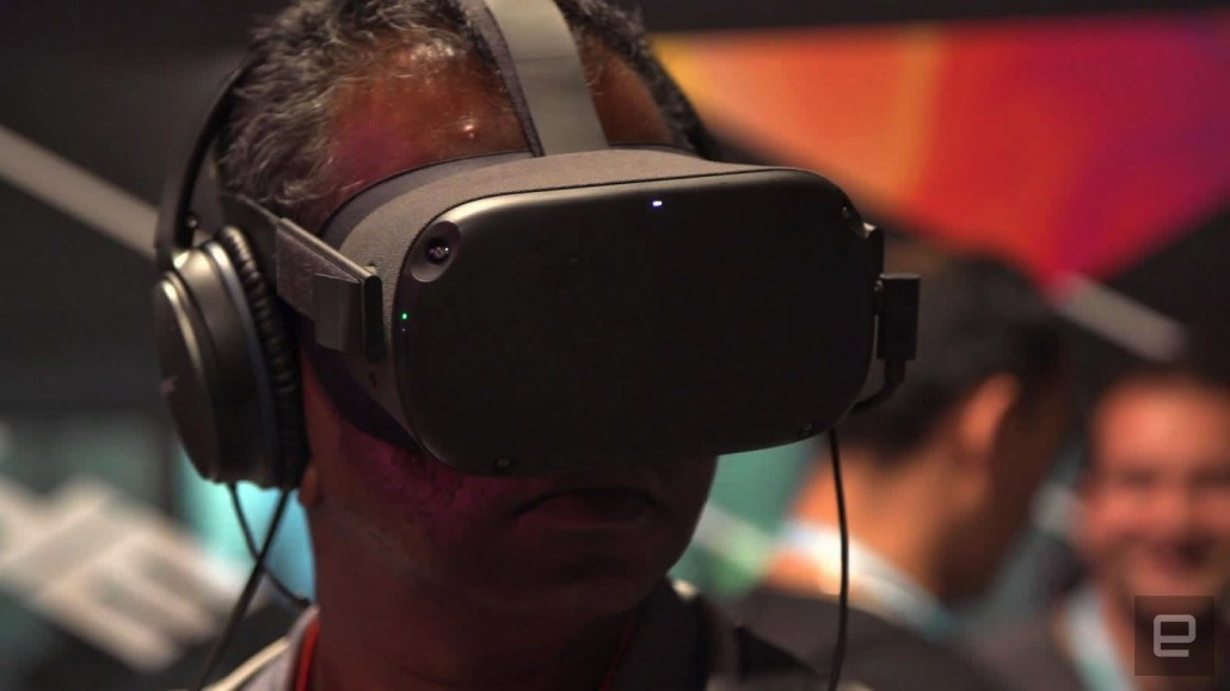 FOVE Eye Tracking Virtual Reality Headset   Gadgetsin