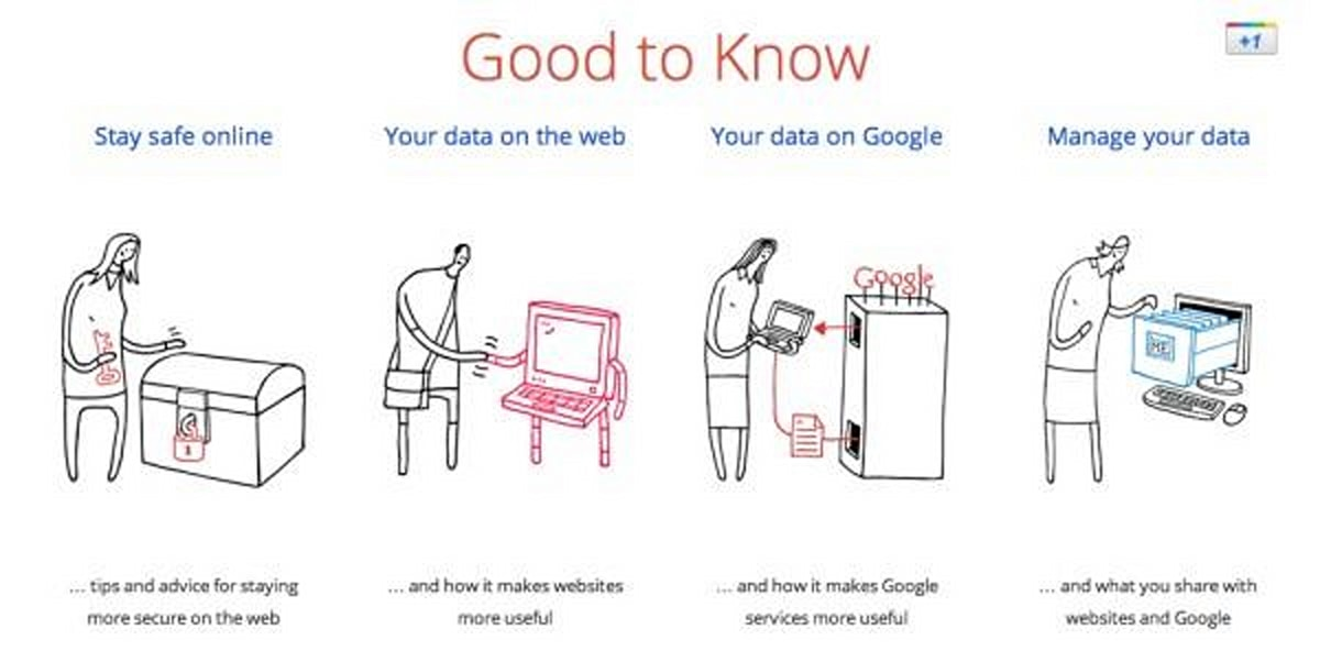 Google launches PSA-style 'Good to Know' ad campaign, wants to keep us ...