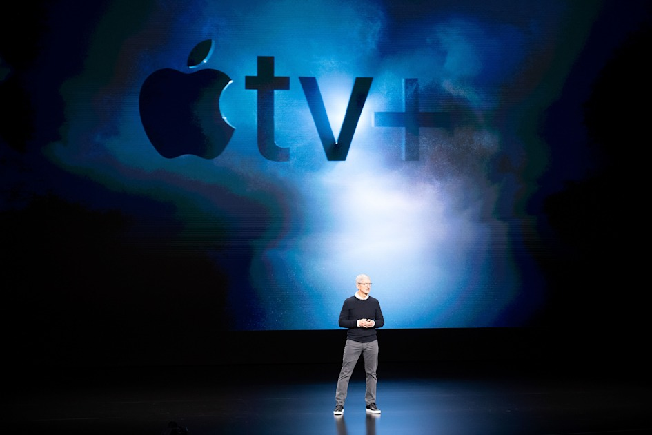 Photo of Apple may offer half-price CBS All Access and Showtime plan for TV +