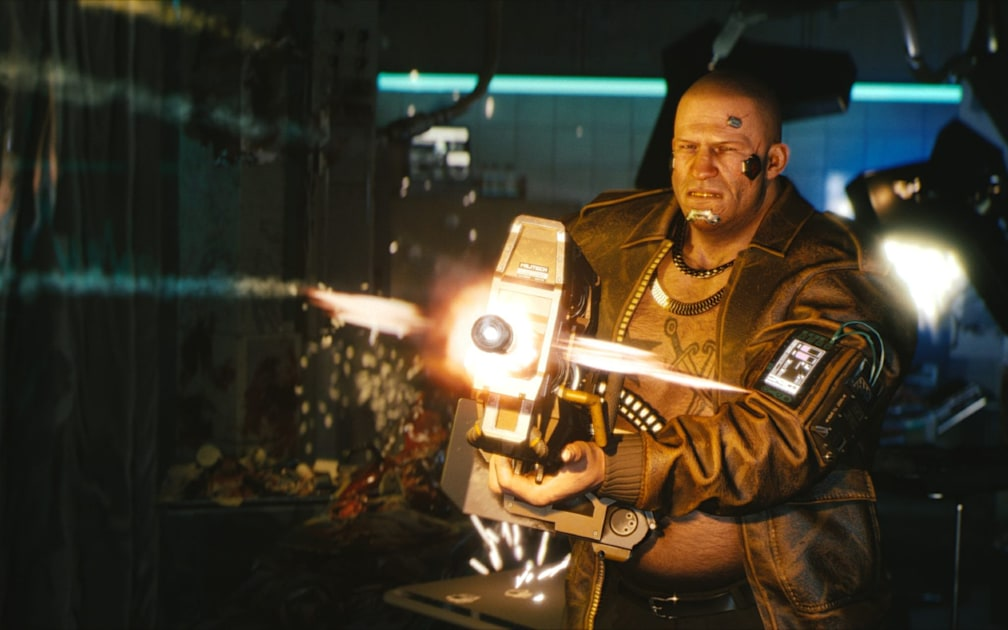 CD Projekt Red has been sued for the release of the Cyberpunk 2077 bug