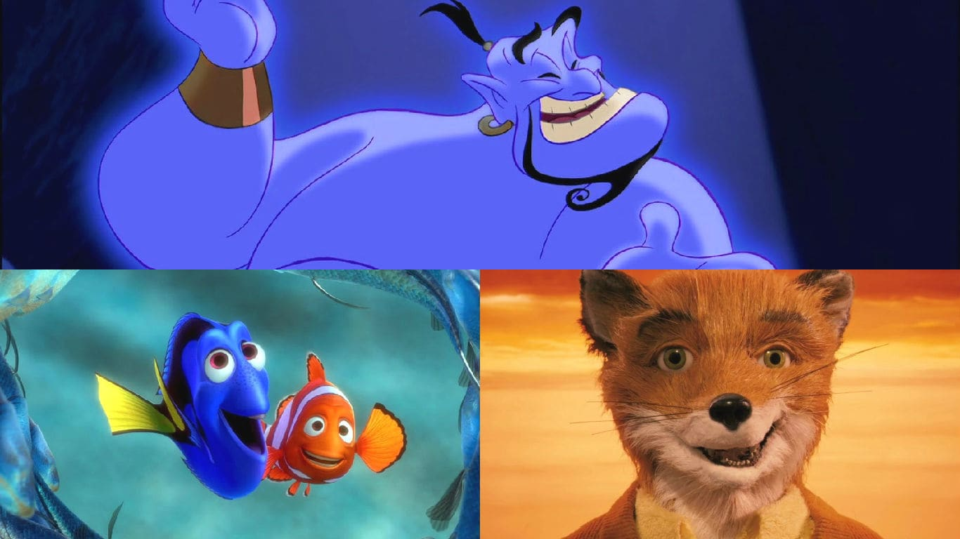 Hollywood Stars That Voiced Your Favorite Animated Movies - How your favourite animated movies are put together and edited