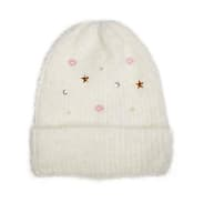 Betsey Johnson Kisses and Stars Cuff Hat