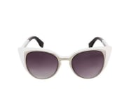 Betsey Johnson Openwork Cat Eye