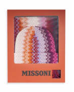 Missoni Two-Piece Multi Stripe Hat And