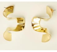 Reformation Soko Maxi Twisted Sia Studs