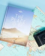 The Best Places To Be Travel Book