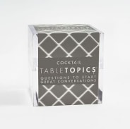 Cocktail Table Topics