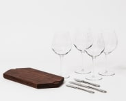 Snowe Wine & Cheese Set