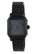 MICHELE 18mm Deco Noir Ultimate Pave