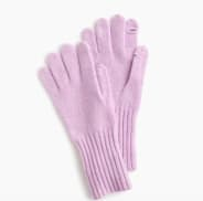 J.Crew Texting gloves in everyday