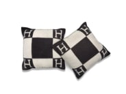 Hermés Wool & Cashmere Pillows