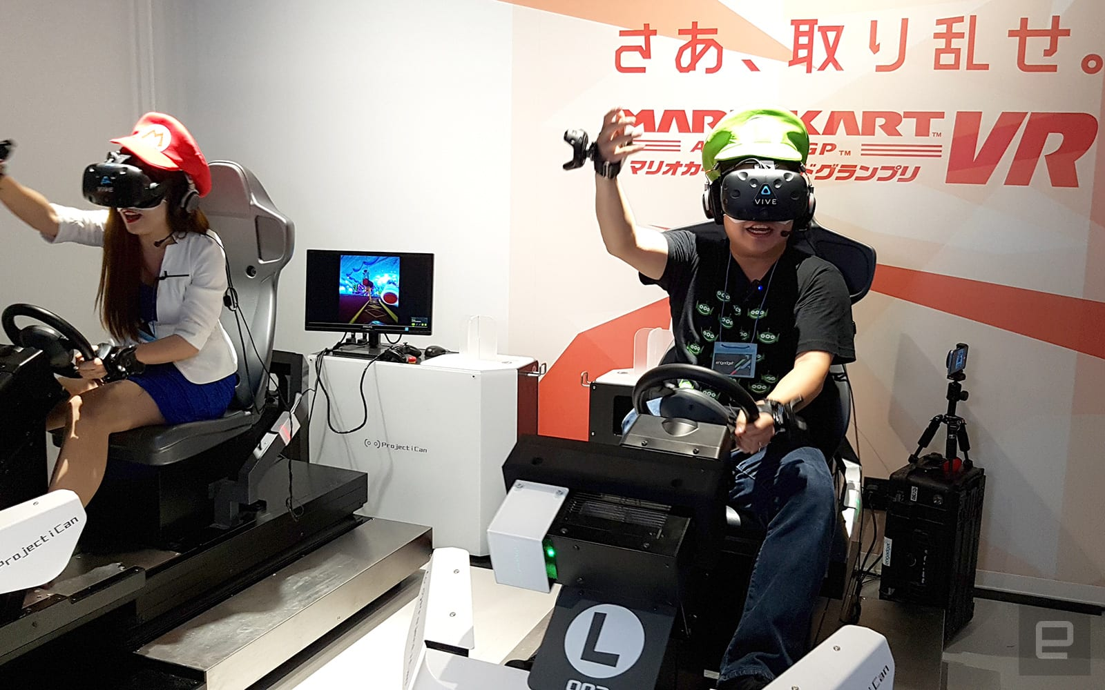 Mario Kart VR comes to Southern California