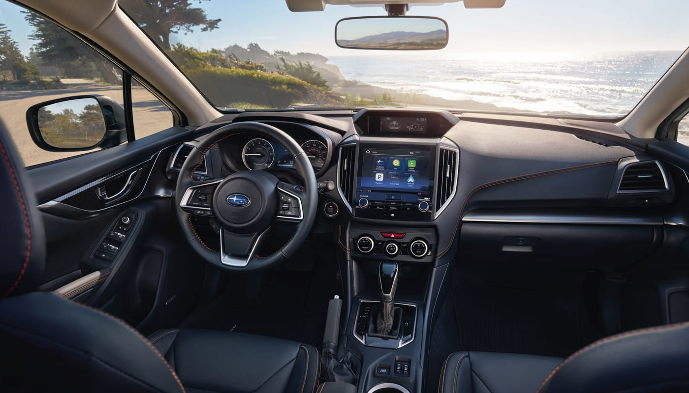 The Rest Of Dash And Controls Can Only Be Described As Utilitarian Subaru Isn T Known For Its Cutting Edge Design Layout