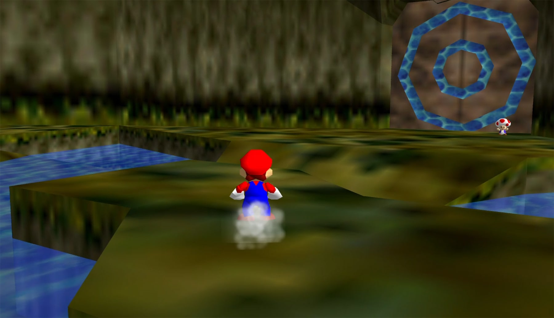 Super Mario 64: Ocarina of Time' is the perfect Nintendo mashup