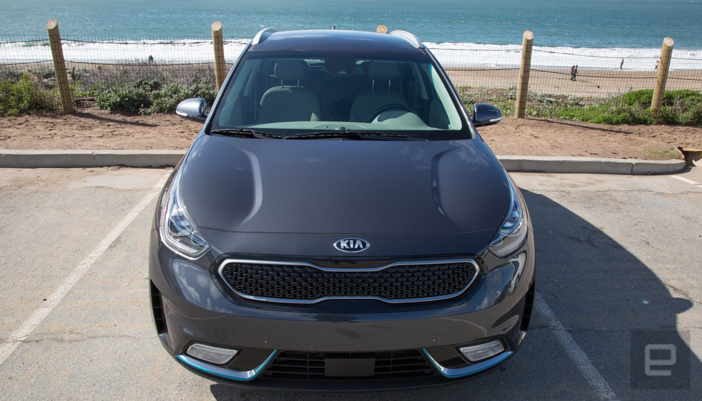 Kia's Niro Hybrid is a great SUV, if you're not in a hurry