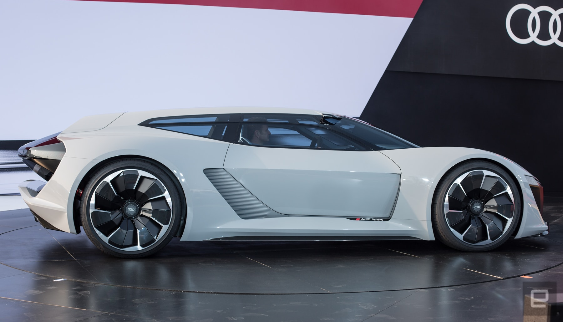 Audi S Pb 18 E Tron Is A Supercar Spaceship