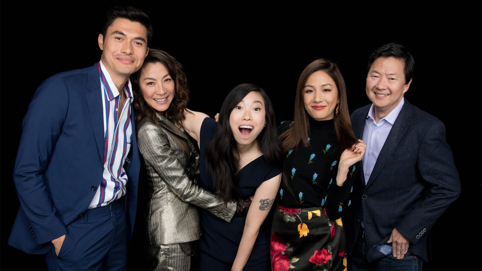 """The """"Crazy Rich Asians"""" Cast Goes Crazy for More"""