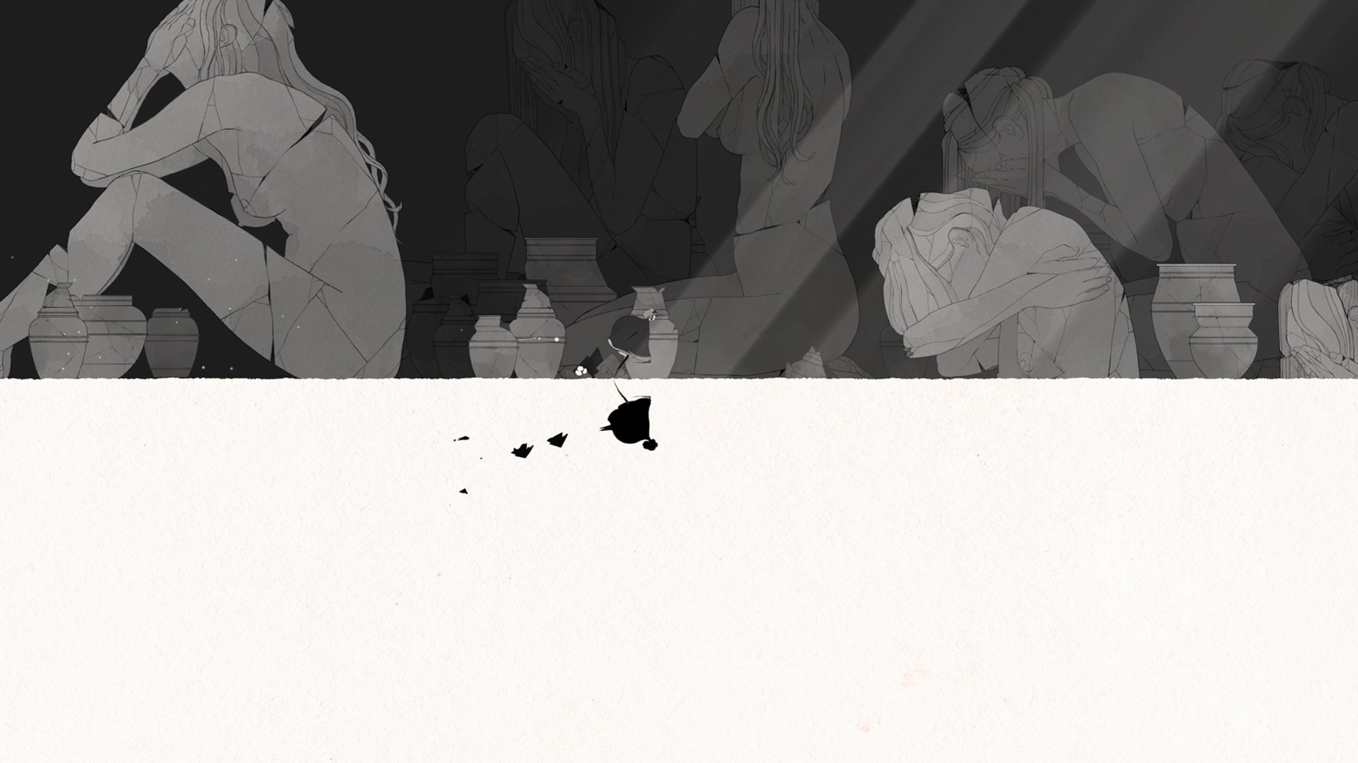 Gris' is a gorgeous 2D platformer about personal loss