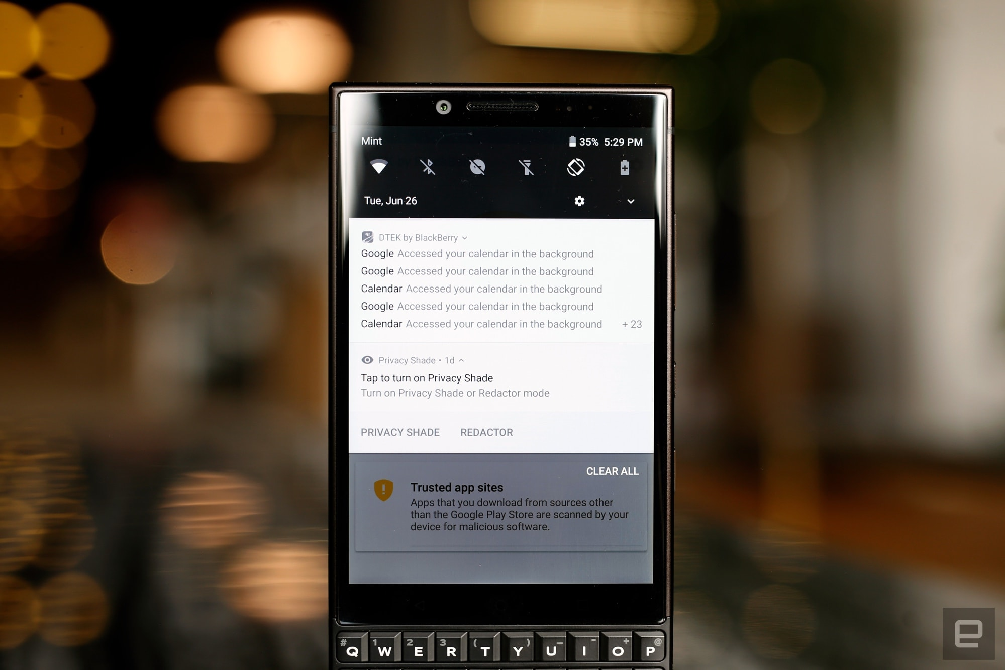 Install Android On Blackberry Passport