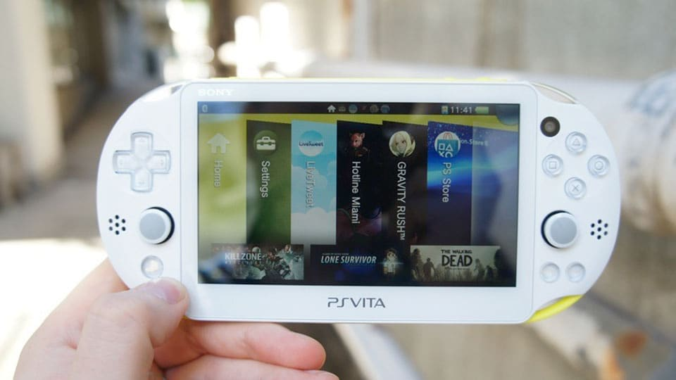 How the PlayStation Vita compares to legendary handhelds