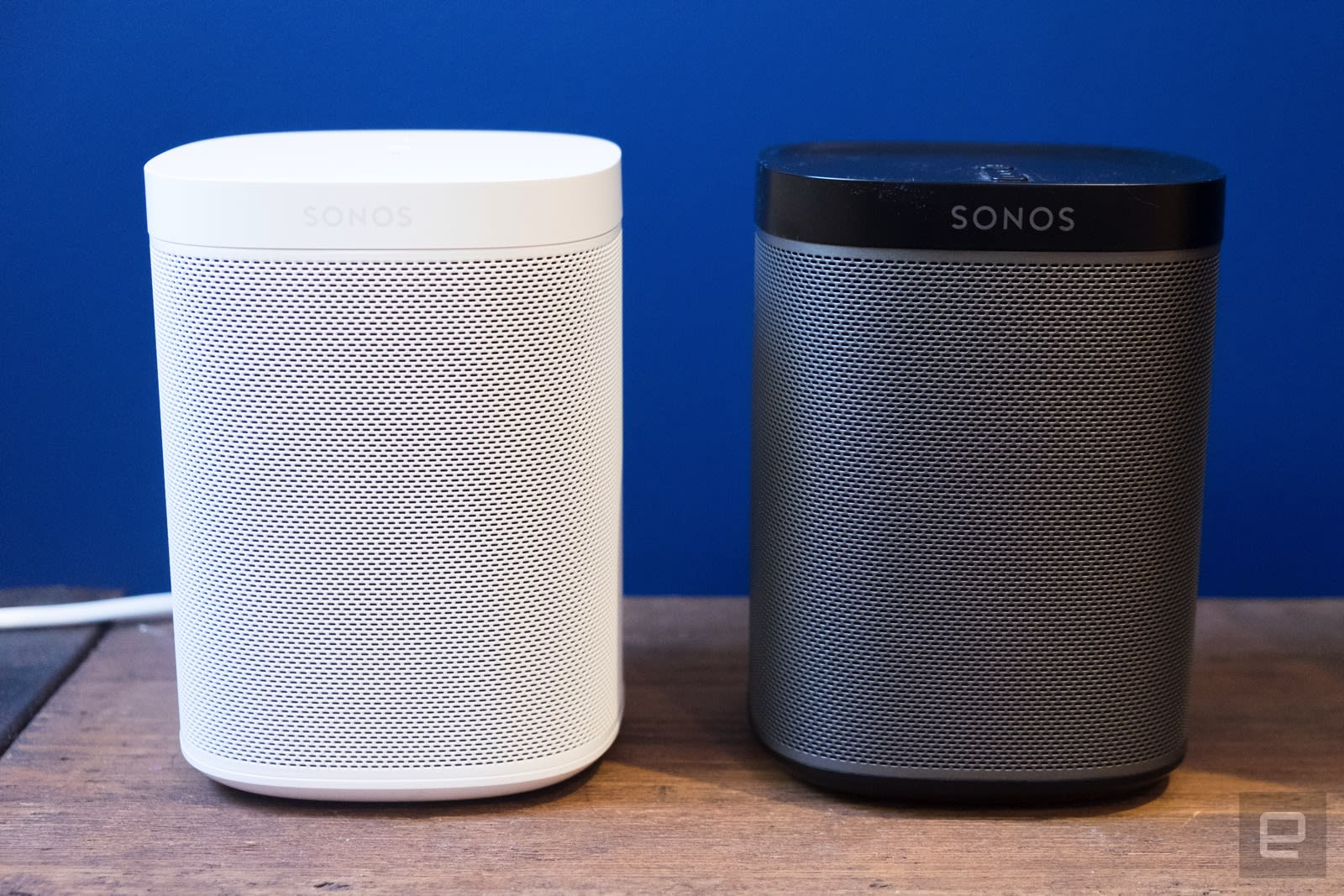 If you've used the $199 Play:1 speaker, you'll feel right at home with the Sonos One. At a glance, it features the same rounded rectangular shape as the ...