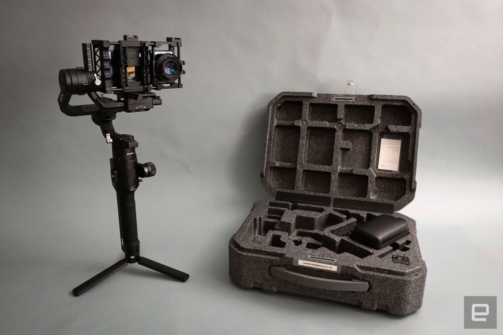 The new Ronin S gimbal is essential YouTube gear