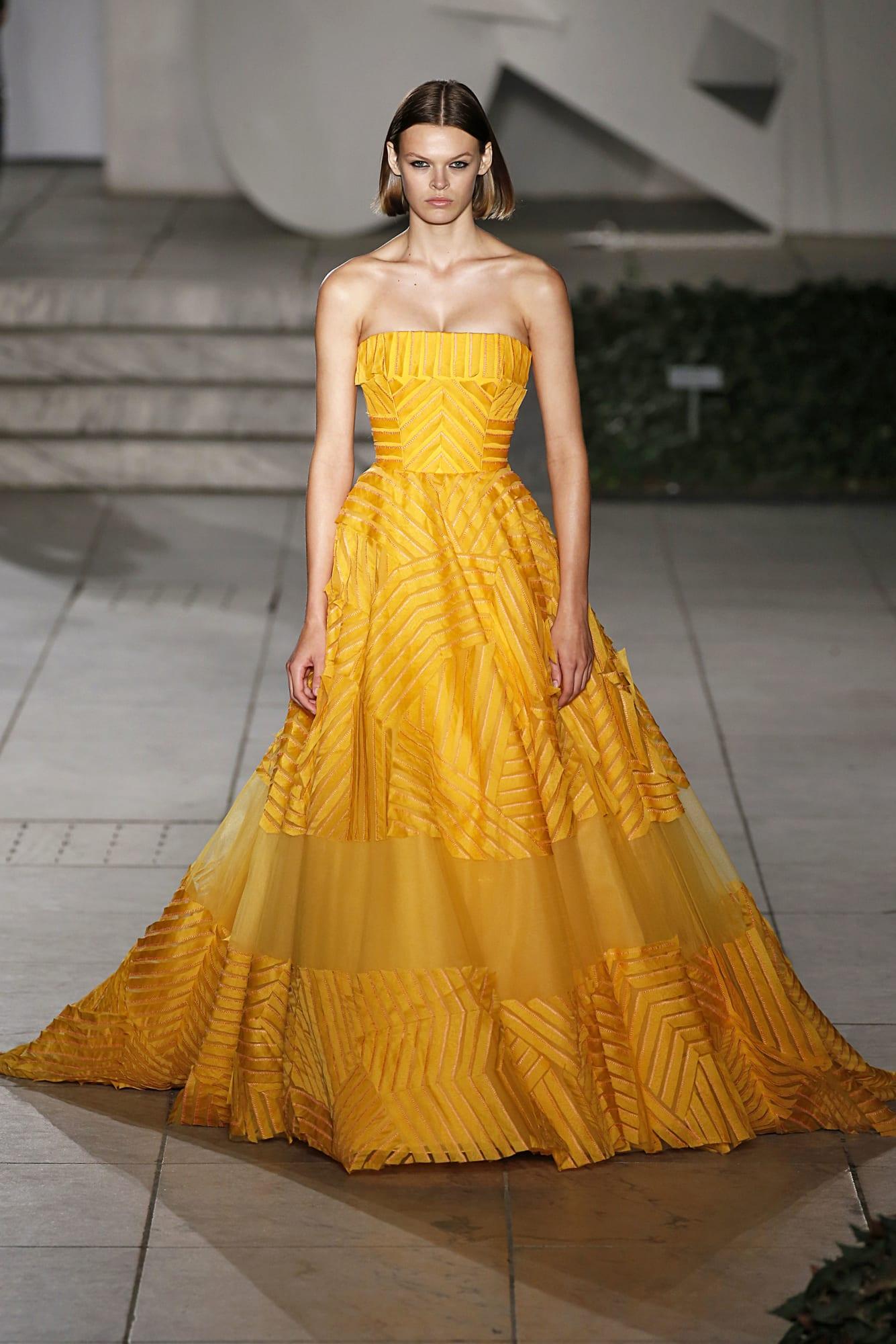 Carolina Herrera - Runway - September 2017 - New York Fashion Week