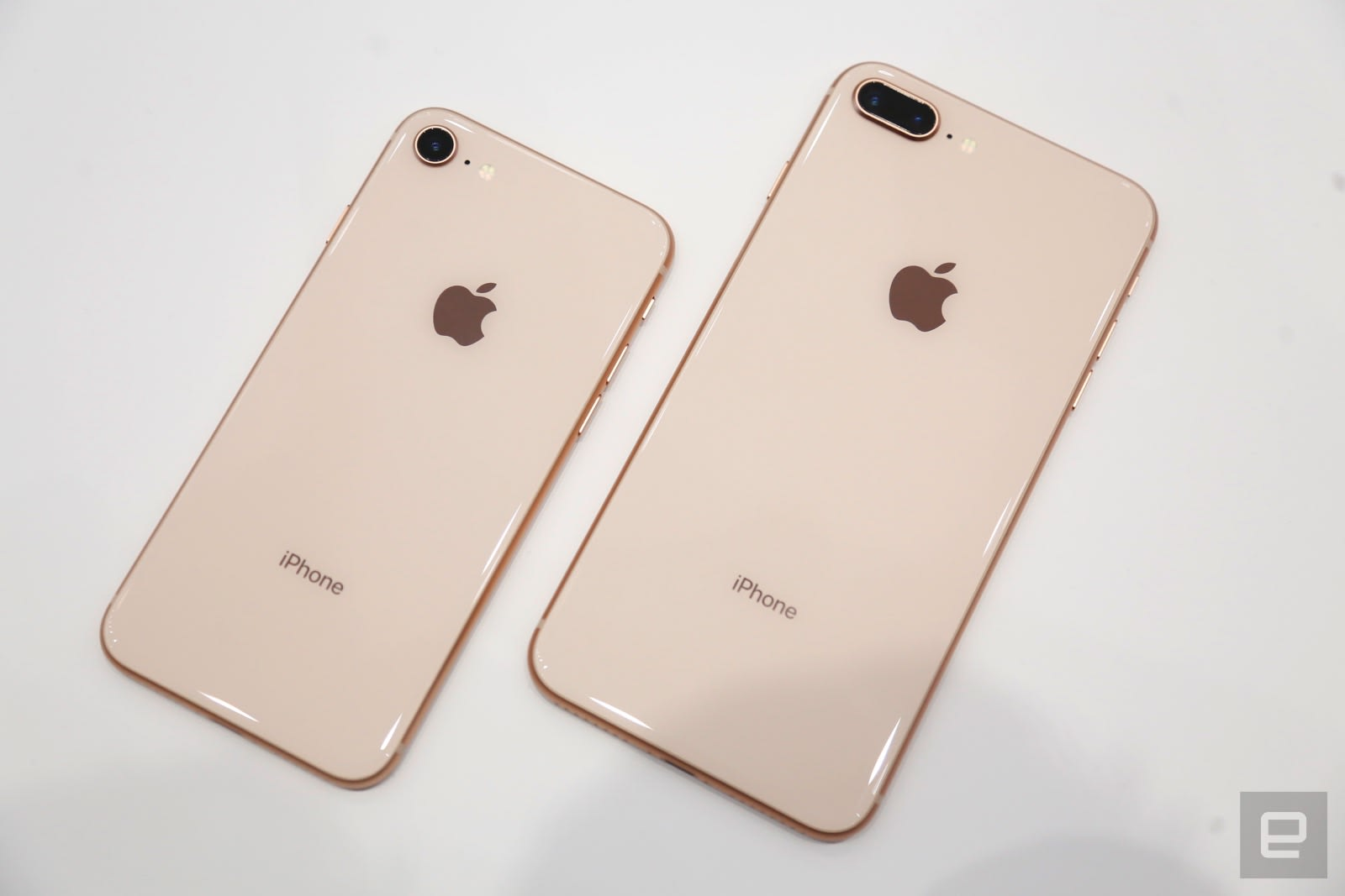 IPhone 8 And Plus Hands On Familiar But Not Too