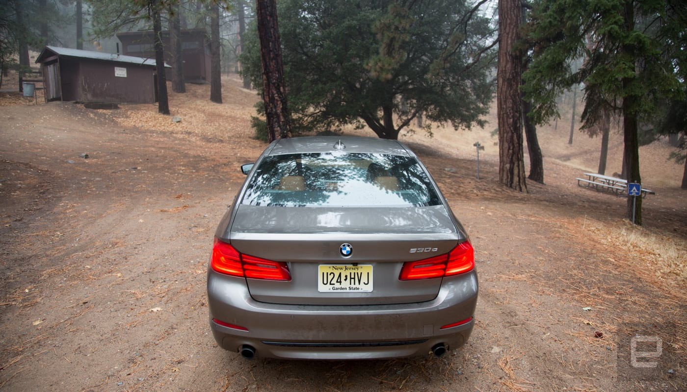 BMW kills the 'hybrid tax' with the 530e