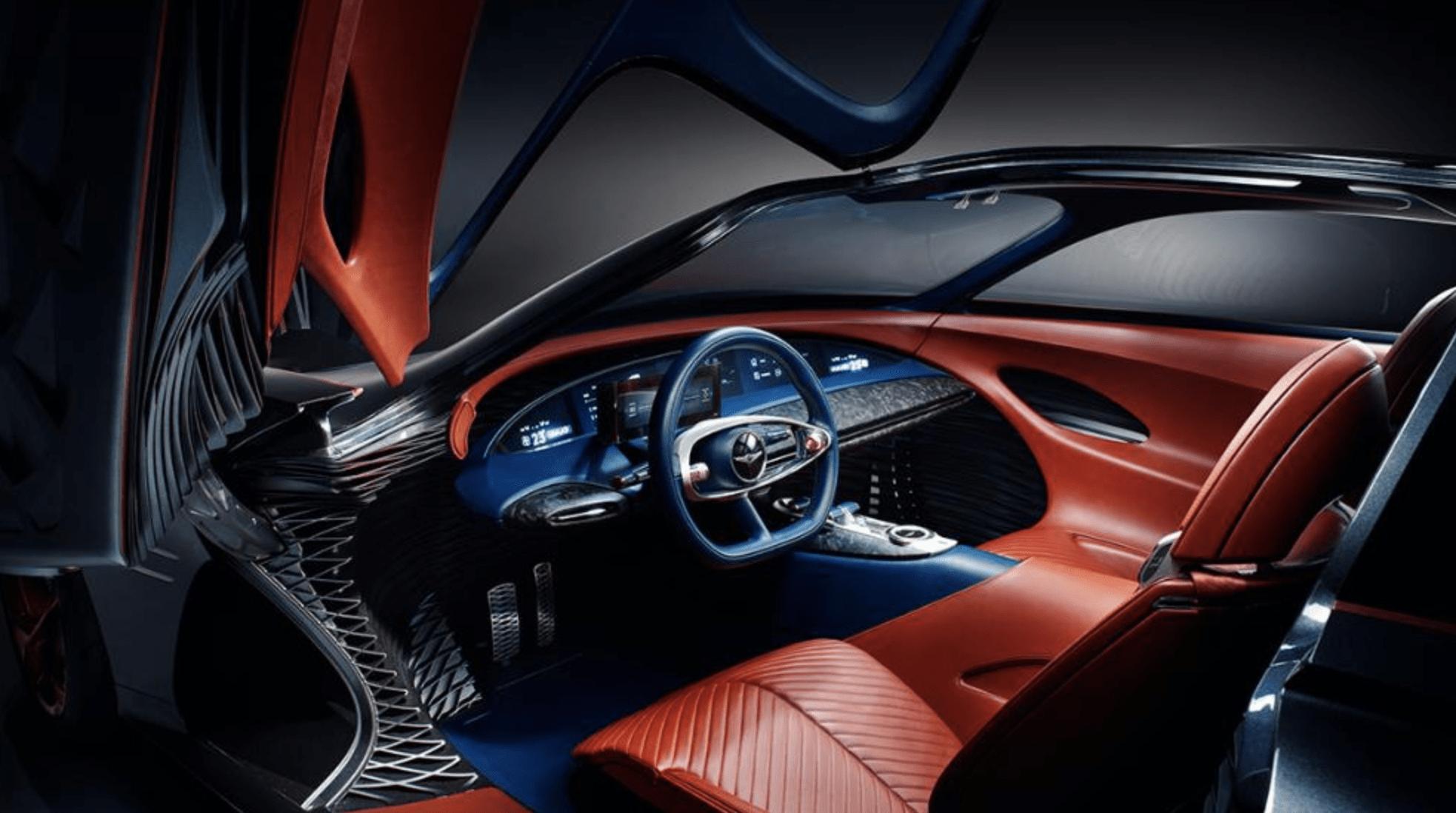 The Genesis Essentia Concept is the automotive future we