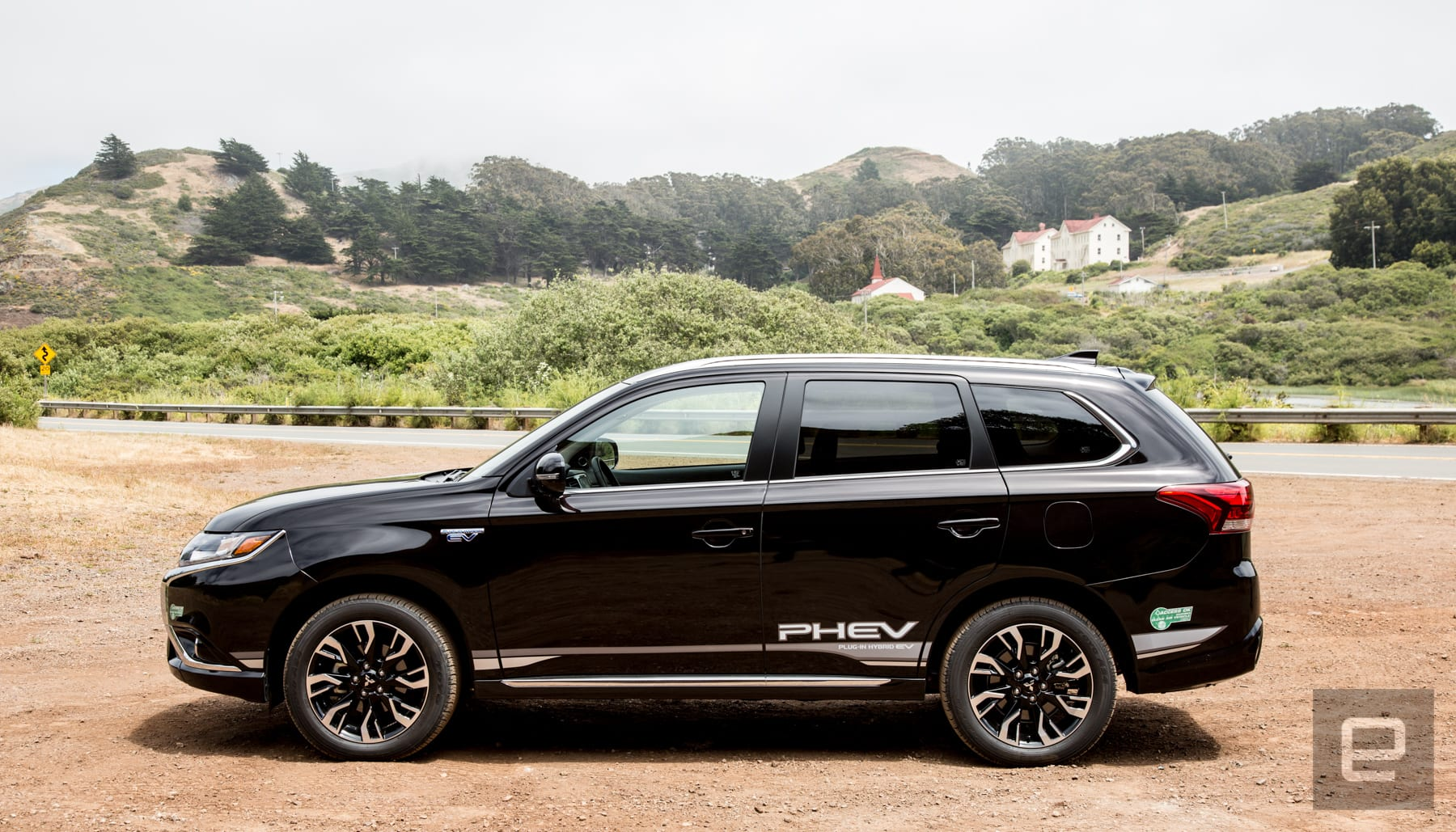 Mitsubishi's Outlander Plug-In Hybrid is an understated surprise