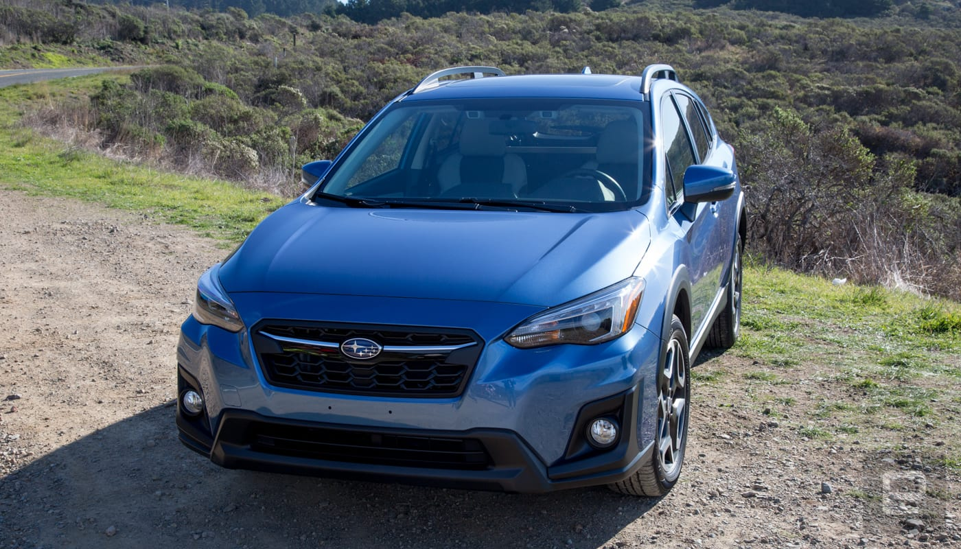 subaru s crosstrek is a small but value packed suv f3news. Black Bedroom Furniture Sets. Home Design Ideas