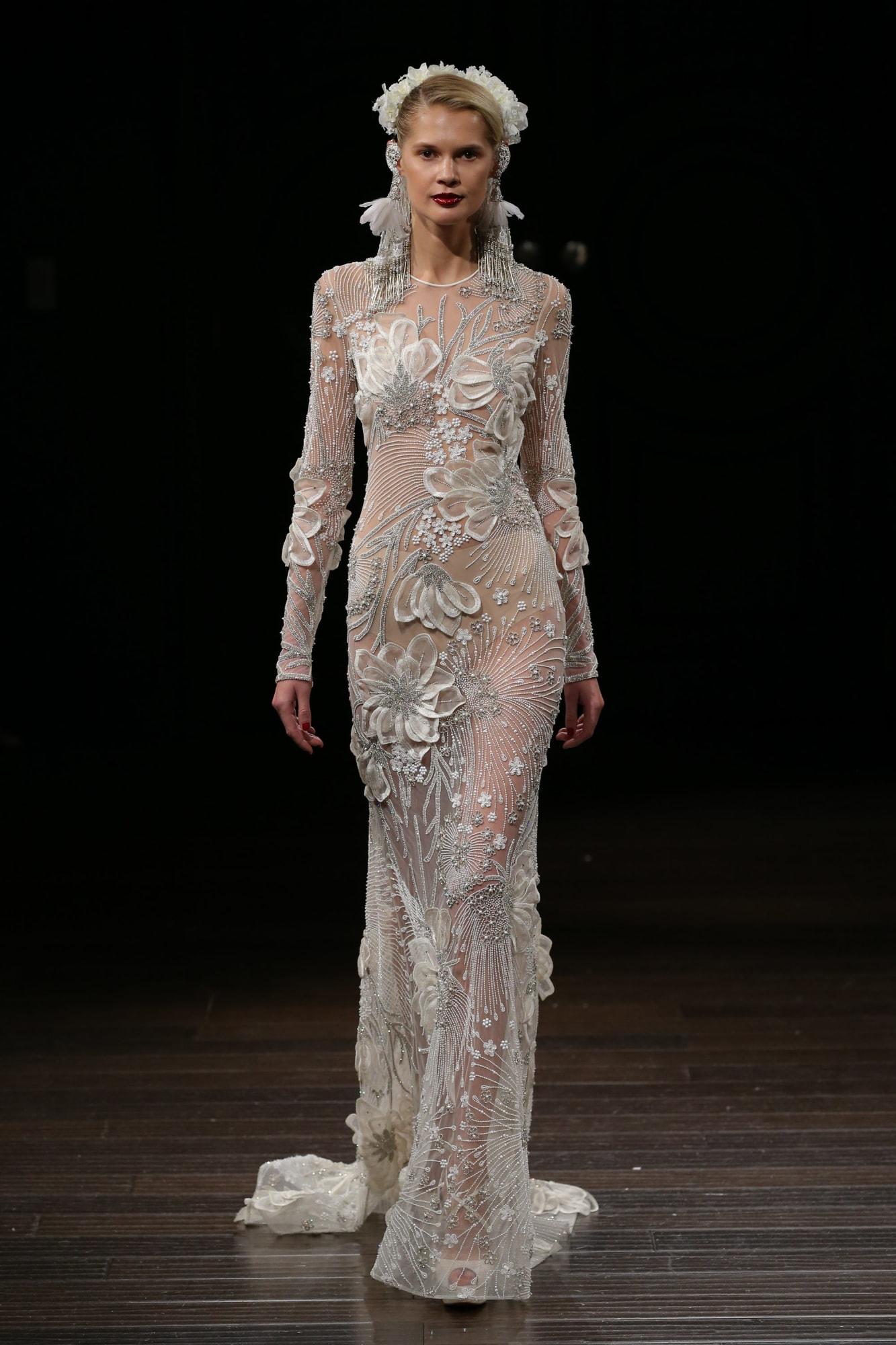 Naeem Khan - Runway - New York Fashion Week: Bridal October 2017