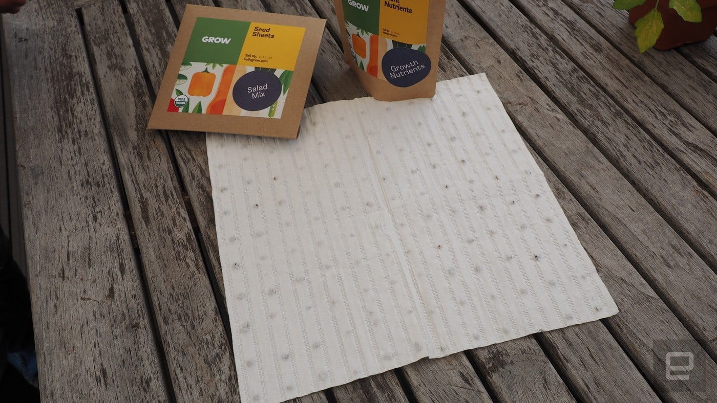 El crecimiento conectado maceta es la mejor sin aspavientos jardinería kit - Engadget en español 3