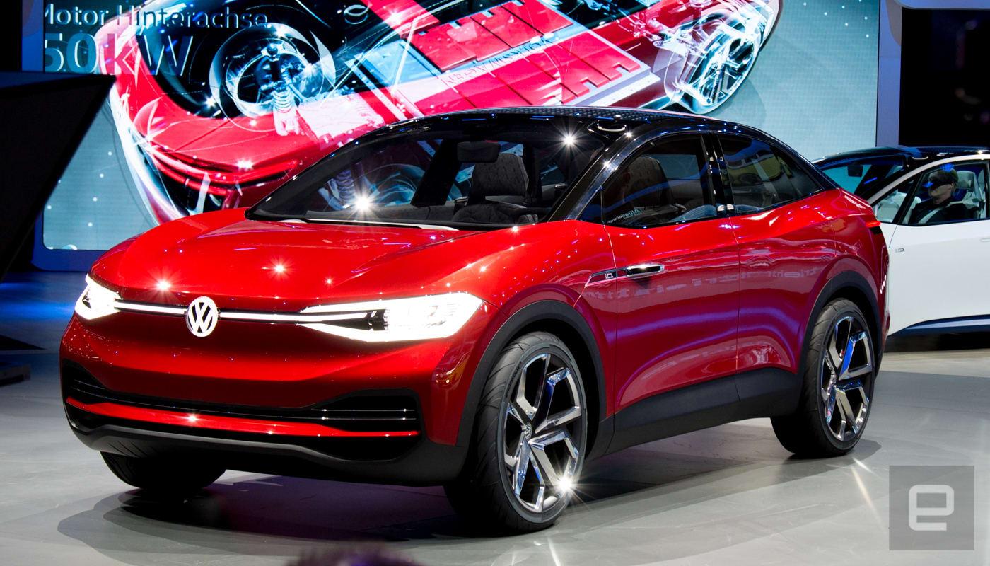 Roberto Baldwin Engadget Volkswagen Continues To Push Its Electric